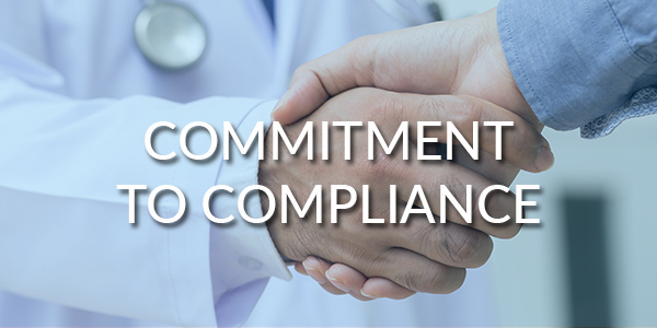 Commitment to Complience